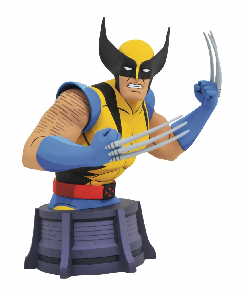X-Men: The Animated Series - Wolverine Bust