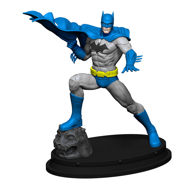Classic Batman 80th Anniversary Statue