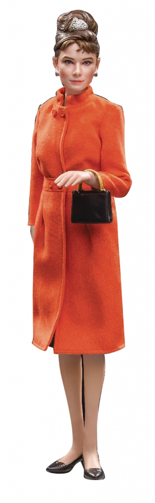 Breakfast At Tiffany's Audrey Hepburn 1/6 Scale Action Figure