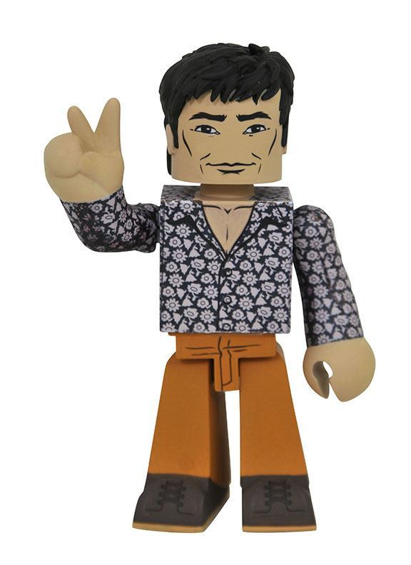 Bruce Lee Casual Vinimates
