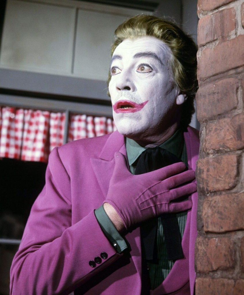Cesar Romero as Joker