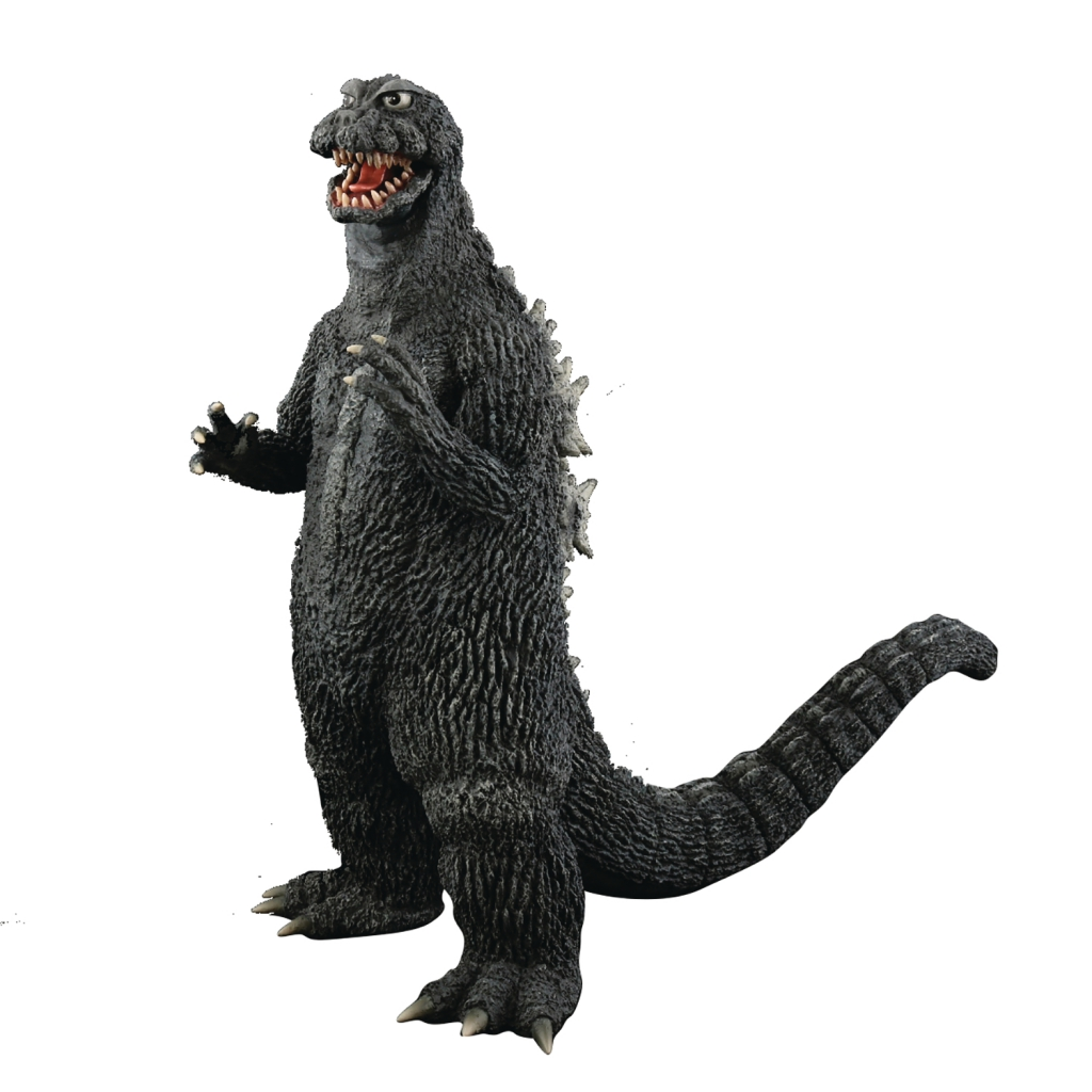PVC Godzilla Figure from 1964's Ghidorah: The Three-Headed Monster
