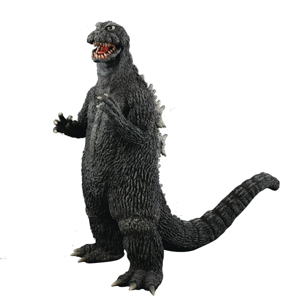 PVC Godzilla Figure from 1964's Ghidorah: The Three-Headed Monster