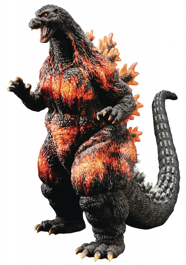 Godzilla 1995 PVC Statue