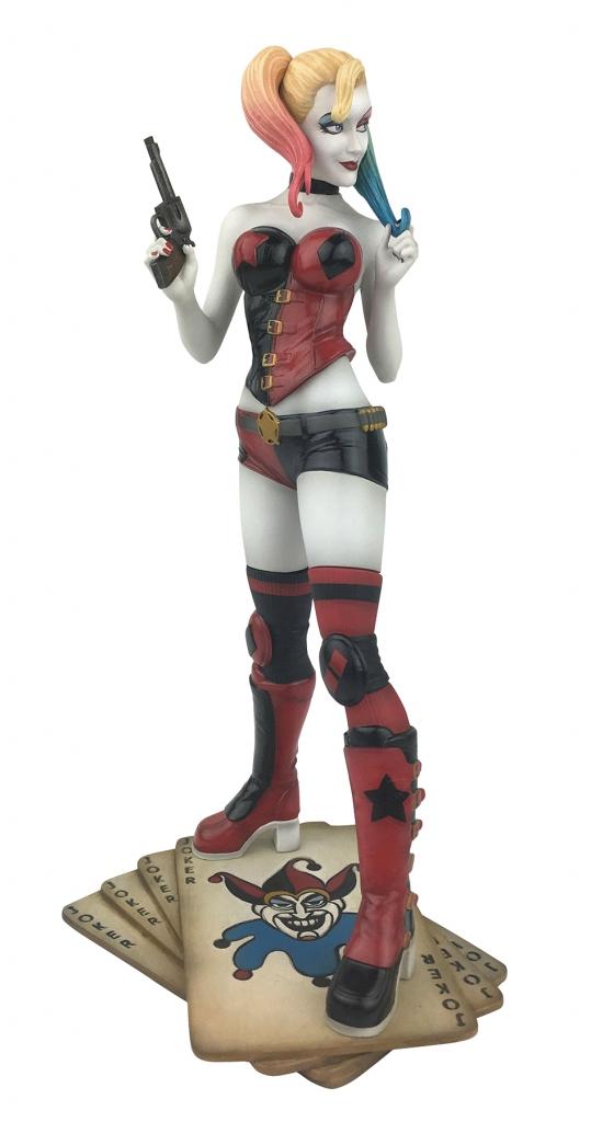 Harley Quinn Rebirth PVC Statue