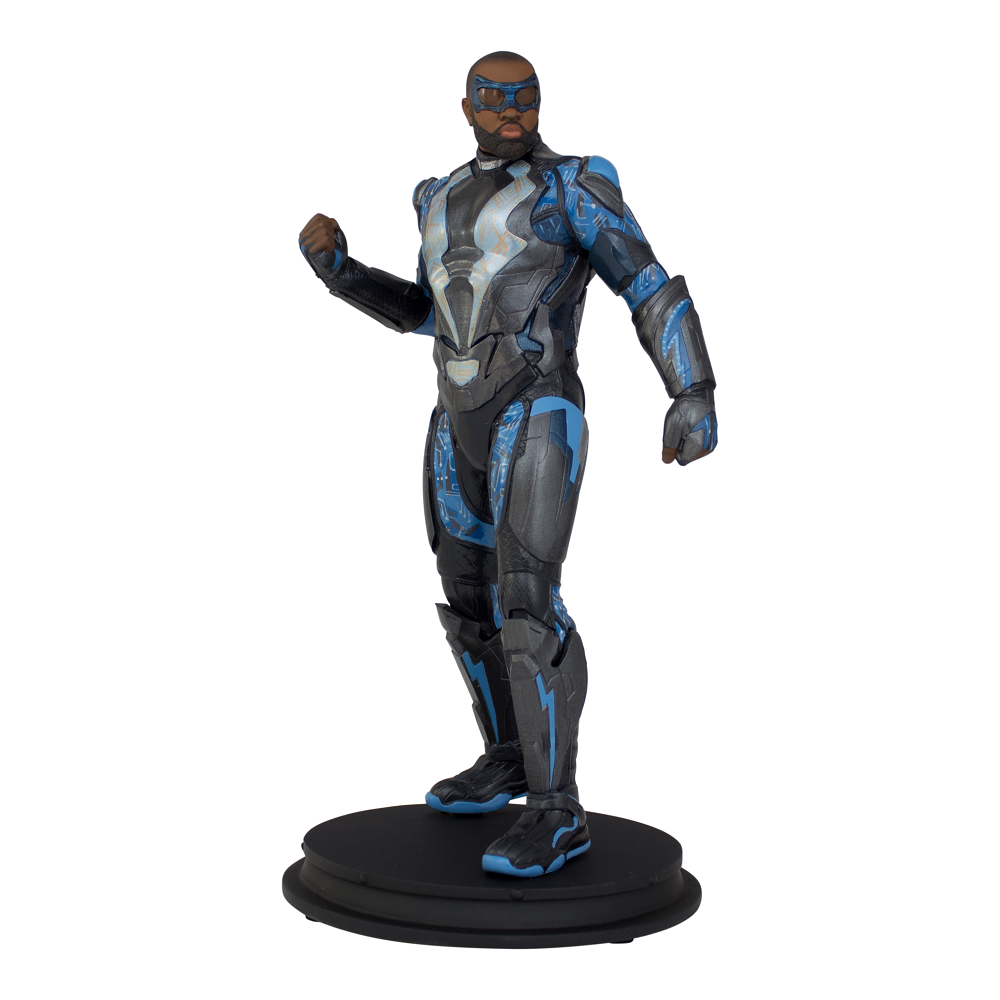 Black Lightning 1/9 Scale Statue
