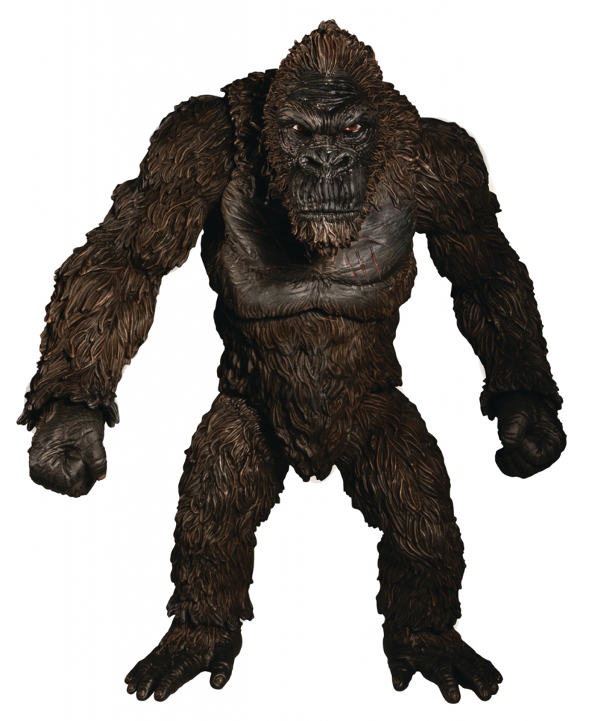 King Kong of Skull Island Action Figure