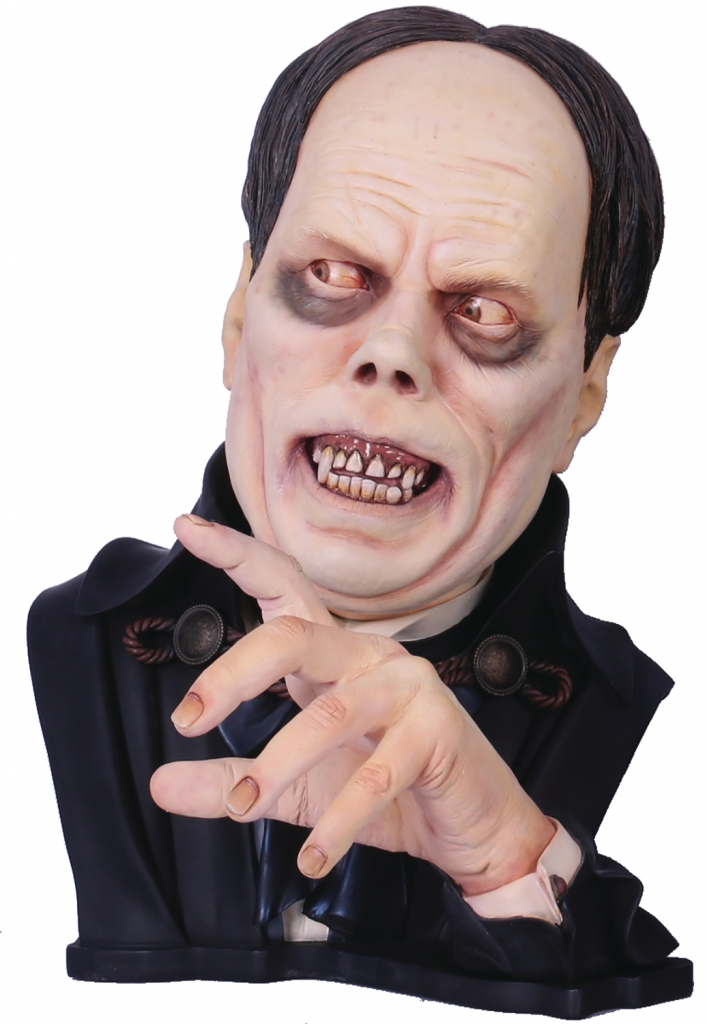 Lon Chaney Phantom of the Opera Painted Bust