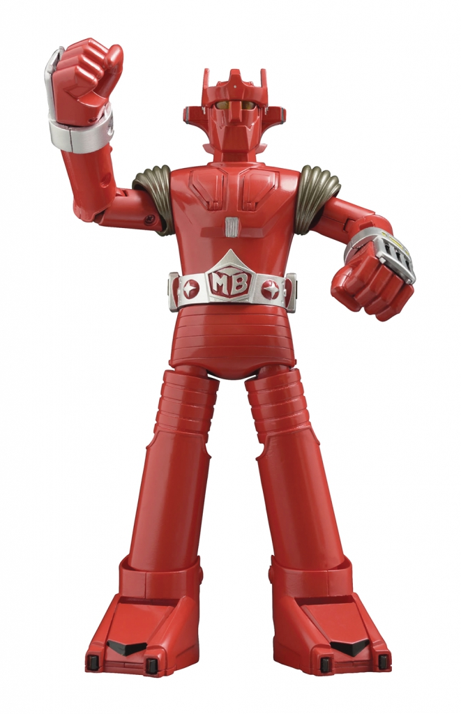 Mach Baron Metal Action Figure