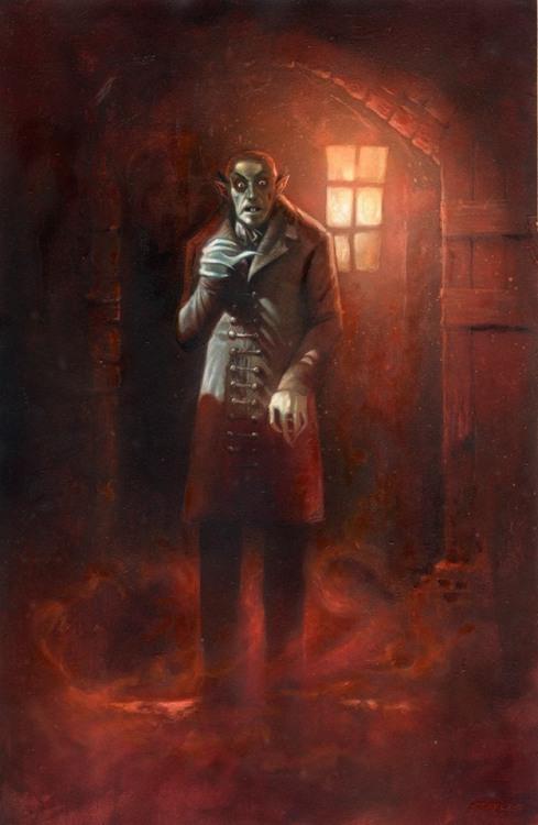 Nosferatu by Greg Staples