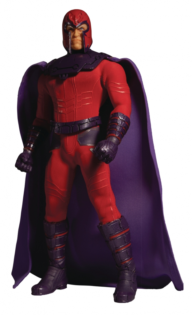 One-12 Collective Magneto Action Figure