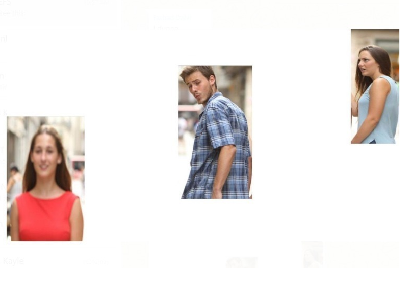 Distracted Boyfriend Meme Updated for 2020