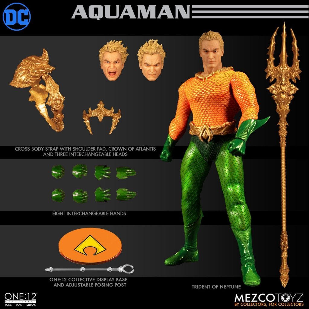 Aquaman One-12 Collective Action Figure