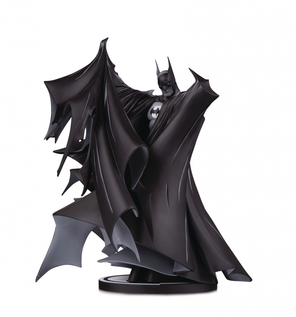 Batman Black and White 100th Statue by Todd McFarlane