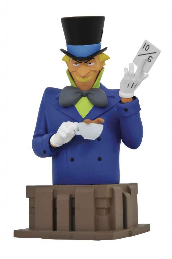Batman: The Animated Series - Mad Hatter Bust