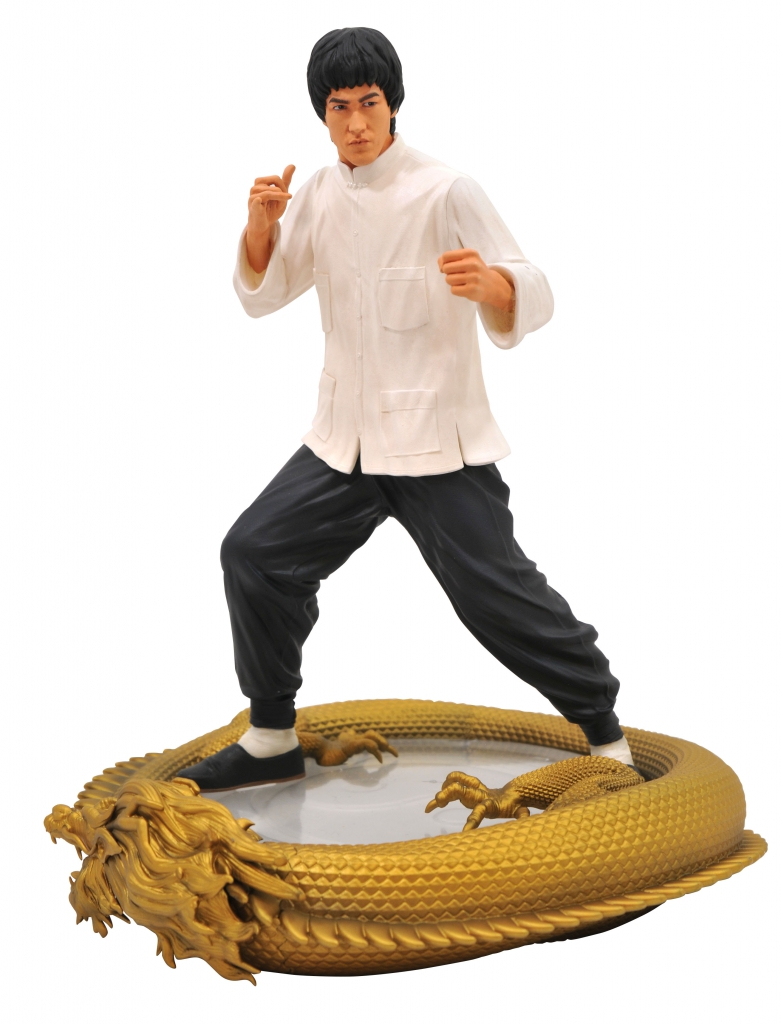 Bruce Lee 80th Birthday Statue