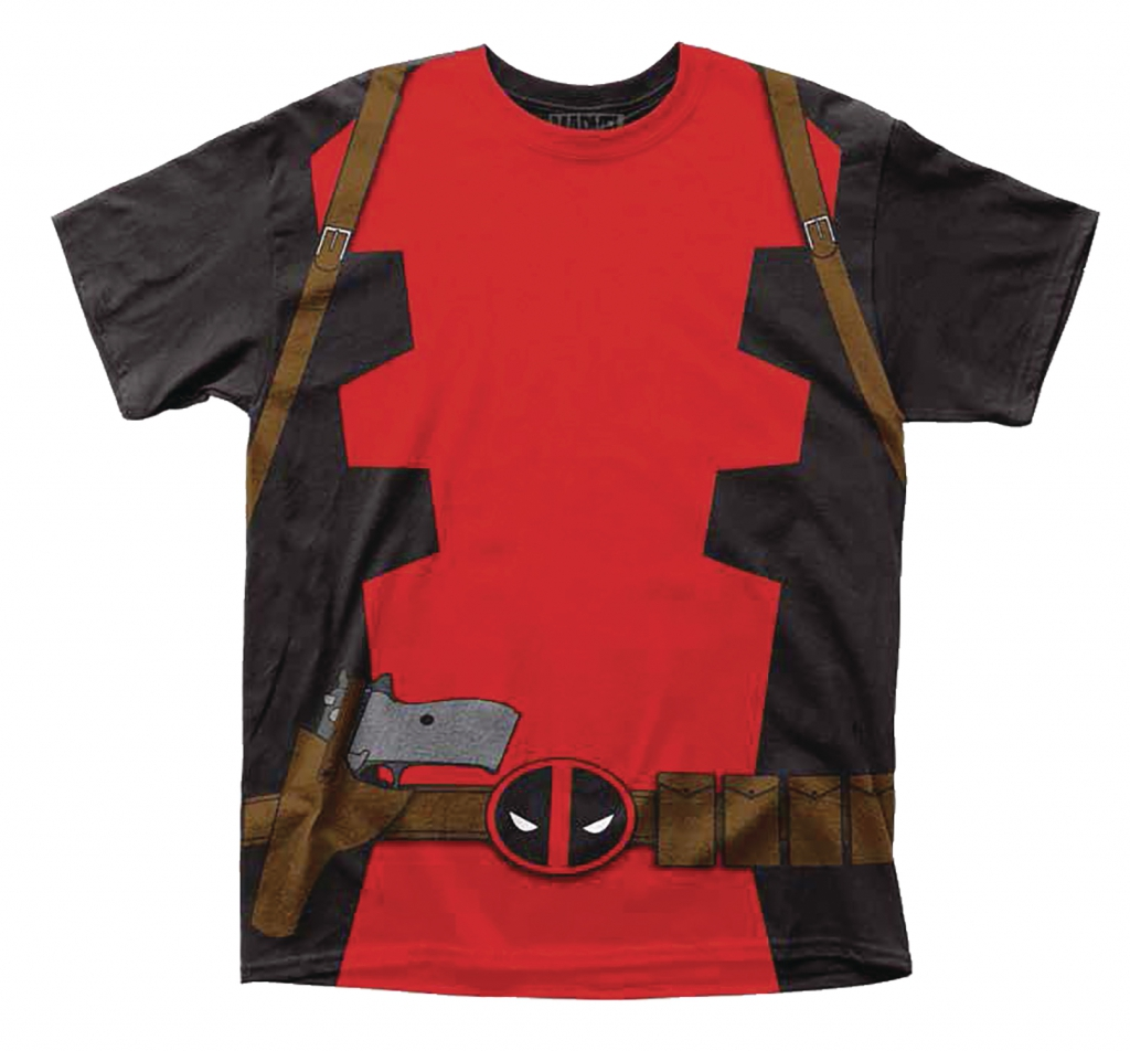 Deadpool Suit T-Shirt
