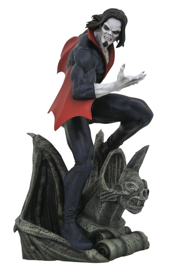 Morbius PVC Statue
