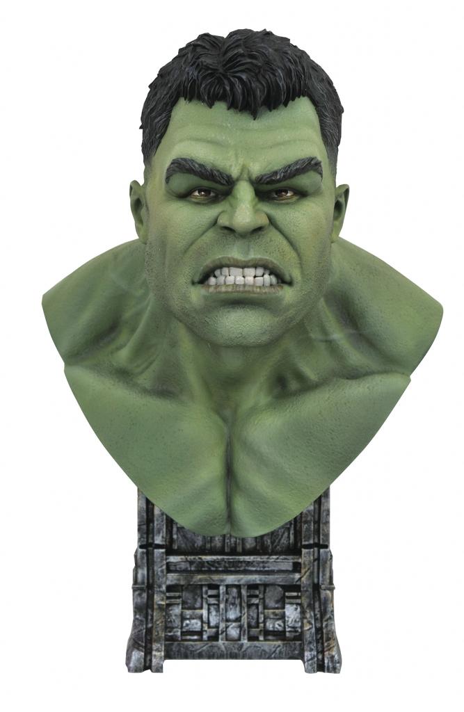 Hulk 1/2 Scale Bust