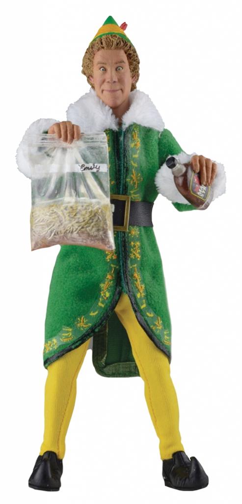 Elf: Buddy 8-inch Retro Action Figure