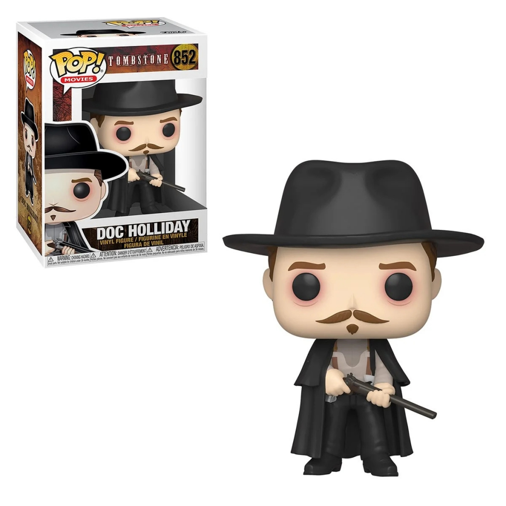 Funko Pop! Tombstone - Doc Holliday