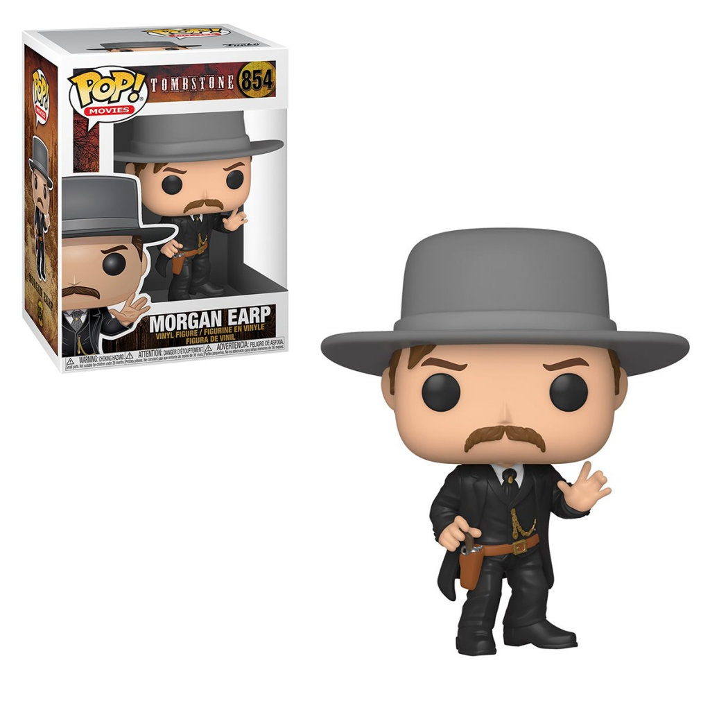 Funko Pop! Tombstone - Morgan Earp