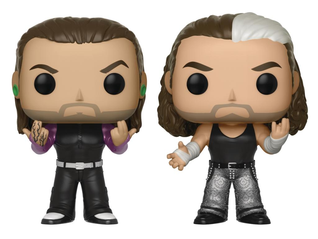 Funko Pop! WWE - The Hardy Boyz