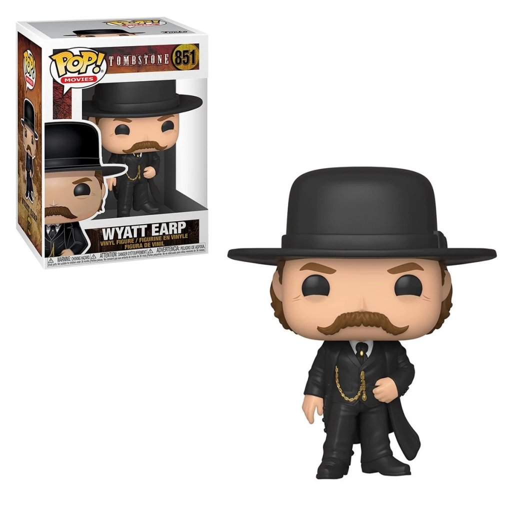 Funko Pop! Tombstone - Wyatt Earp