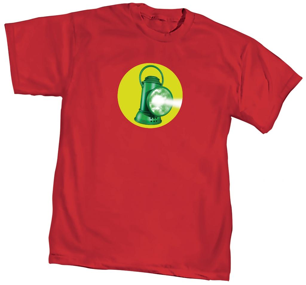 Golden Age Green Lantern Symbol T-Shirt