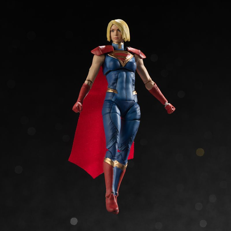 Injustice 2 Supergirl 1/18 Scale Action Figure
