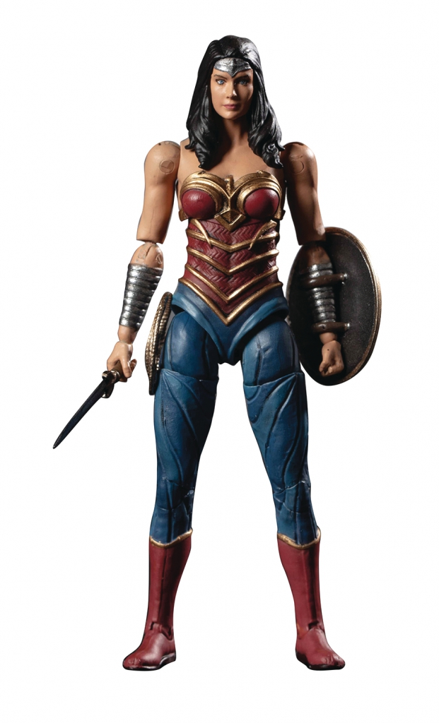 Injustice 2 - Wonder Woman 1/18 Scale Action Figure