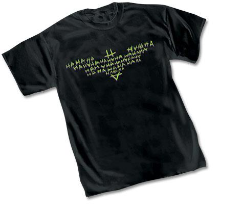 Joker Anarchy T-Shirt from Graphitti Designs