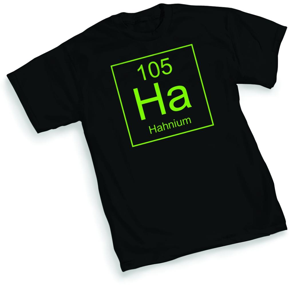The Joker - Hahnium T-Shirt