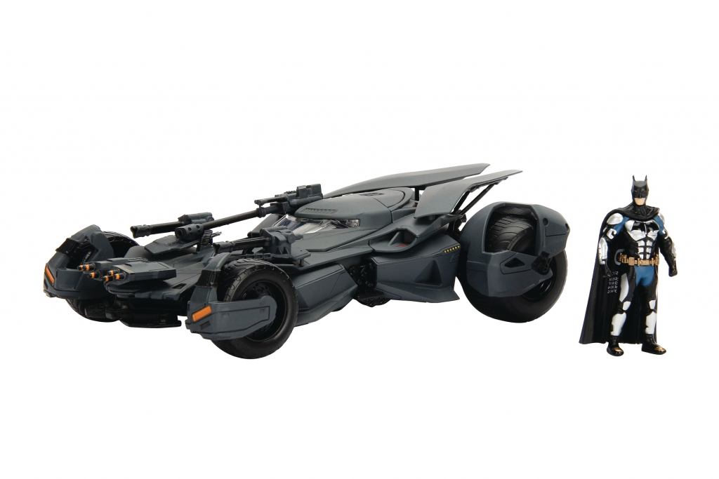 Diecast Justice League Batmobile