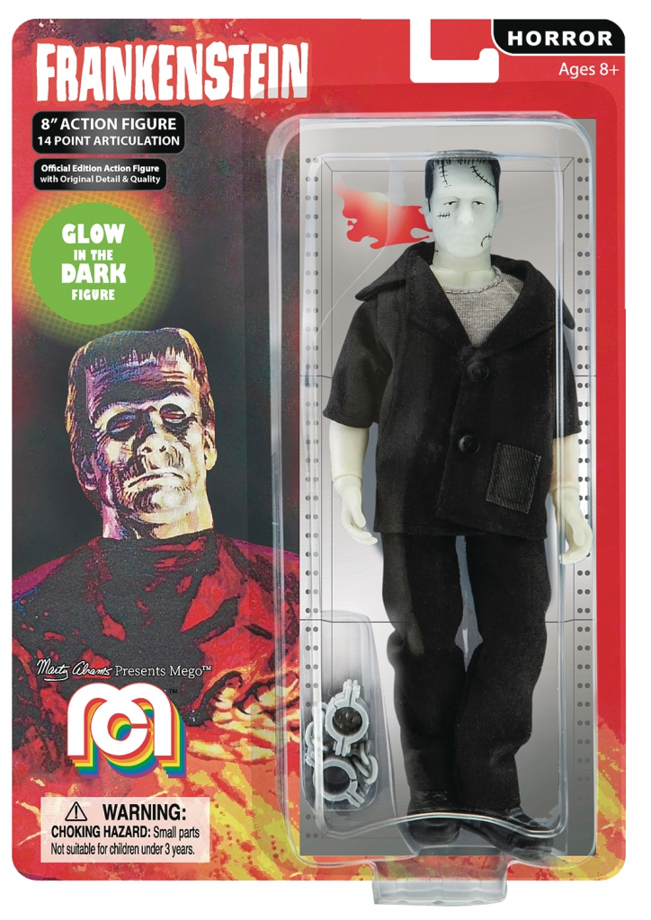 Mego Horror Wave 5 - Frankenstein