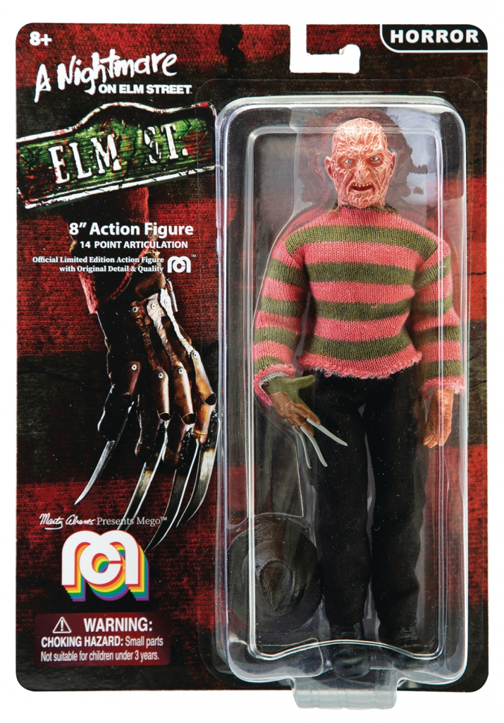 Mego Horror Wave 5 - Freddy Krueger
