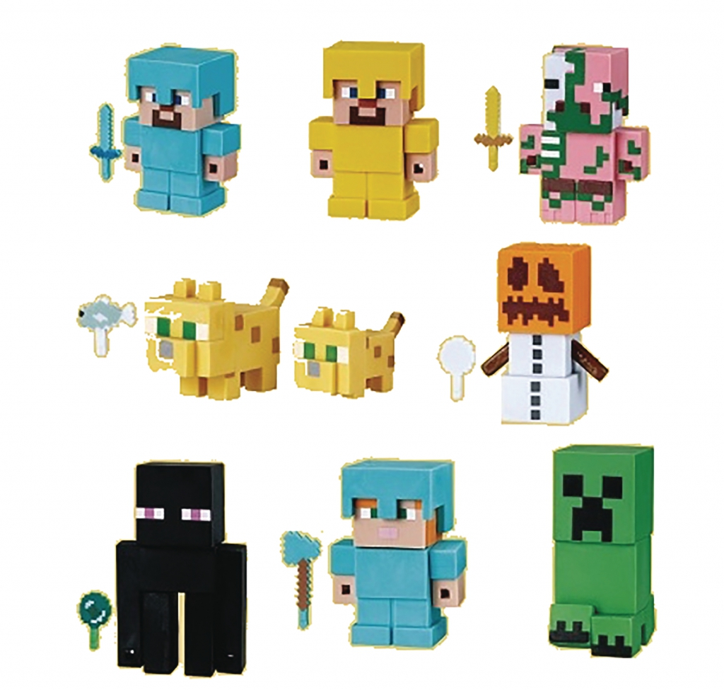 Minecraft Constructable Erasers