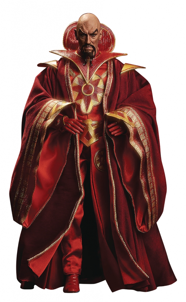 Ming The Merciless 1/6 Scale Action Figure