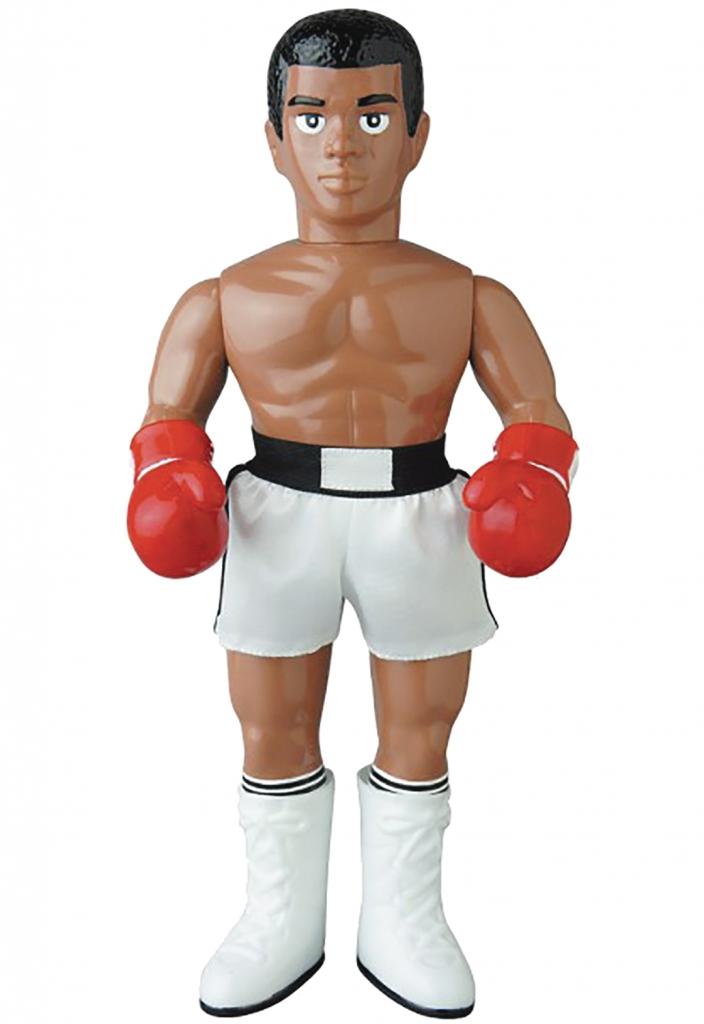Muhammad Ali Sofubi Figure