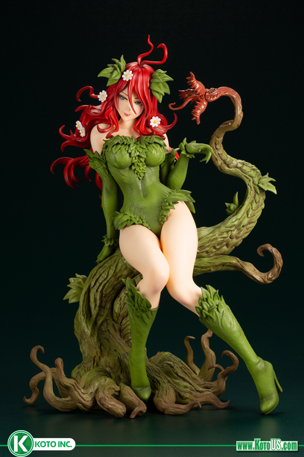 Poison Ivy Returns Bishoujo Statue