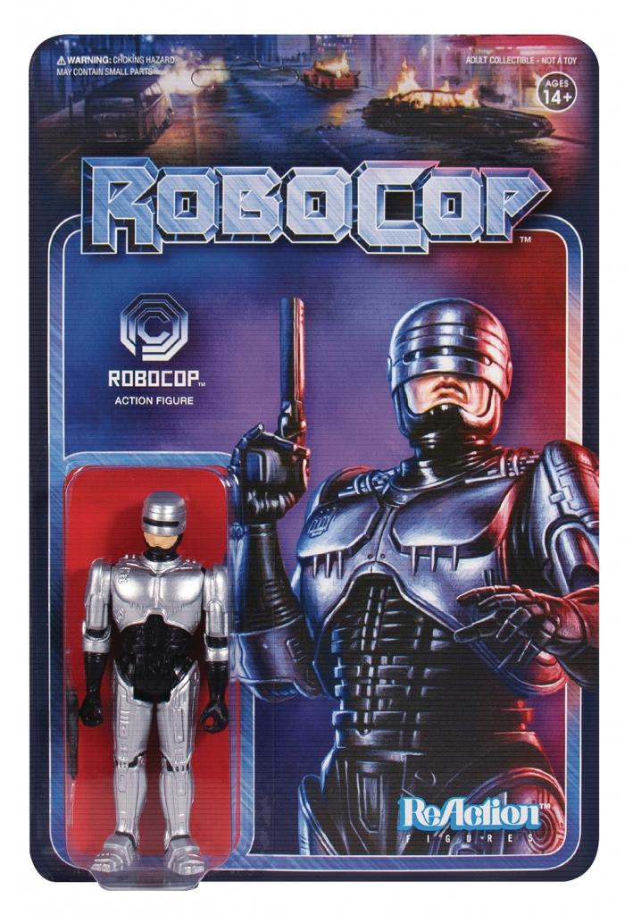 ReAction Figures - Robocop