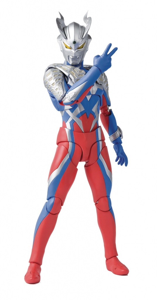 S.H. Figuarts Ultraman Zero Action Figure