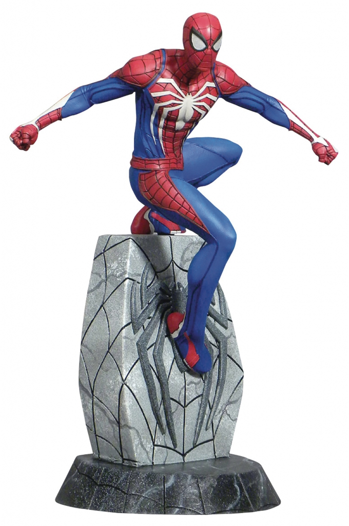 Spider-Man Video Game PVC Statue