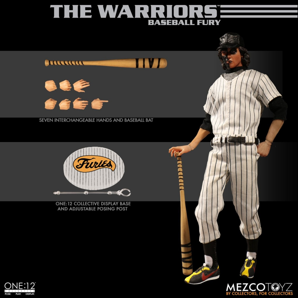 One-12 Collective: The Warriors - Baseball Fury