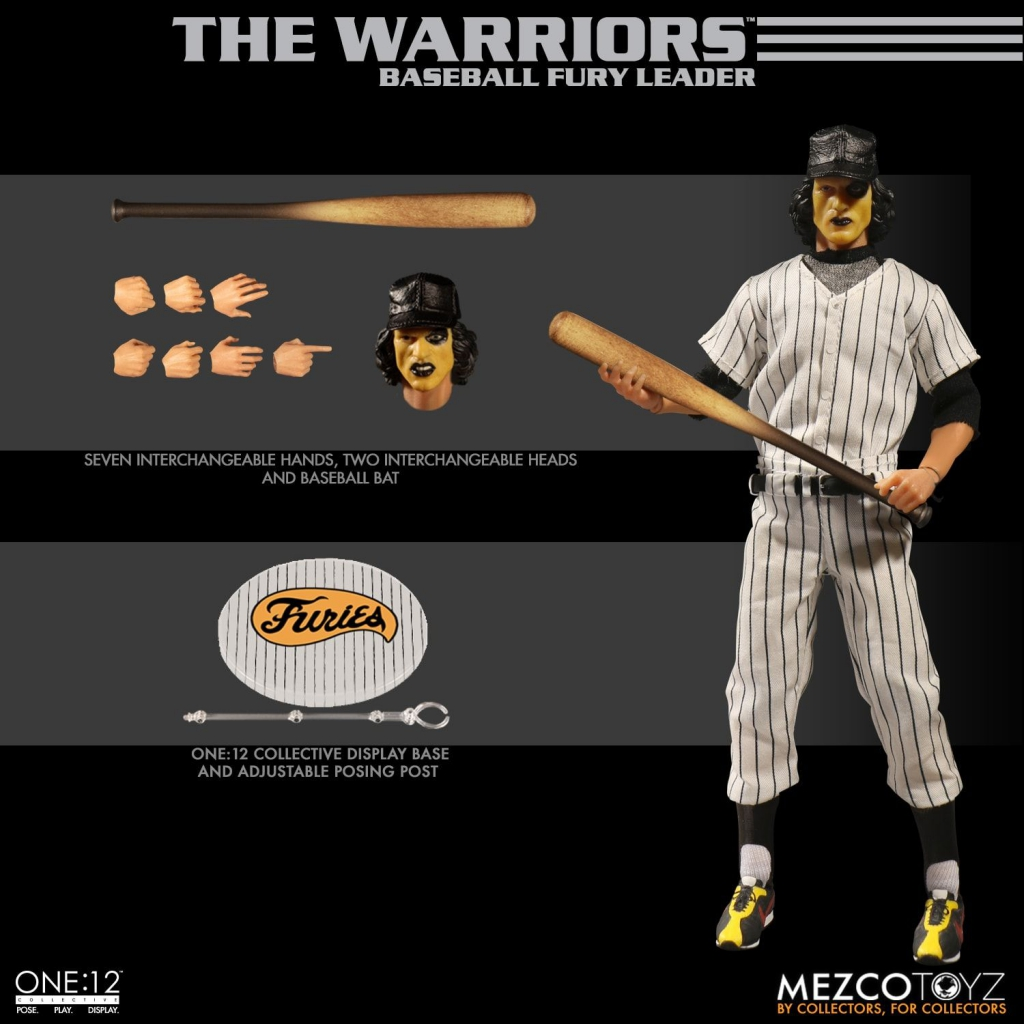 One-12 Collective: The Warriors - Baseball Fury Leader
