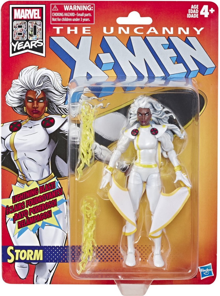 The Uncanny X-Men Retro Action Figures - Storm