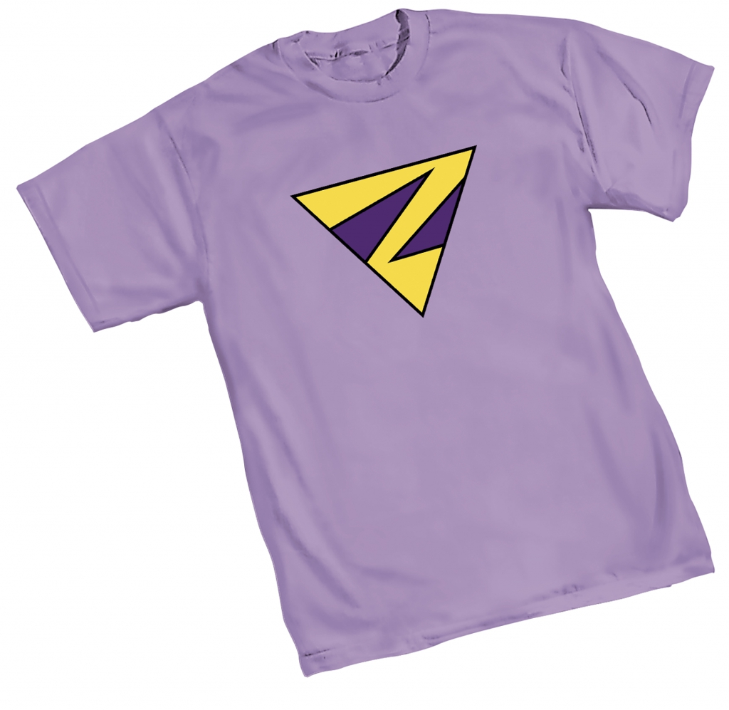 Wonder Twins T-Shirt - Zan