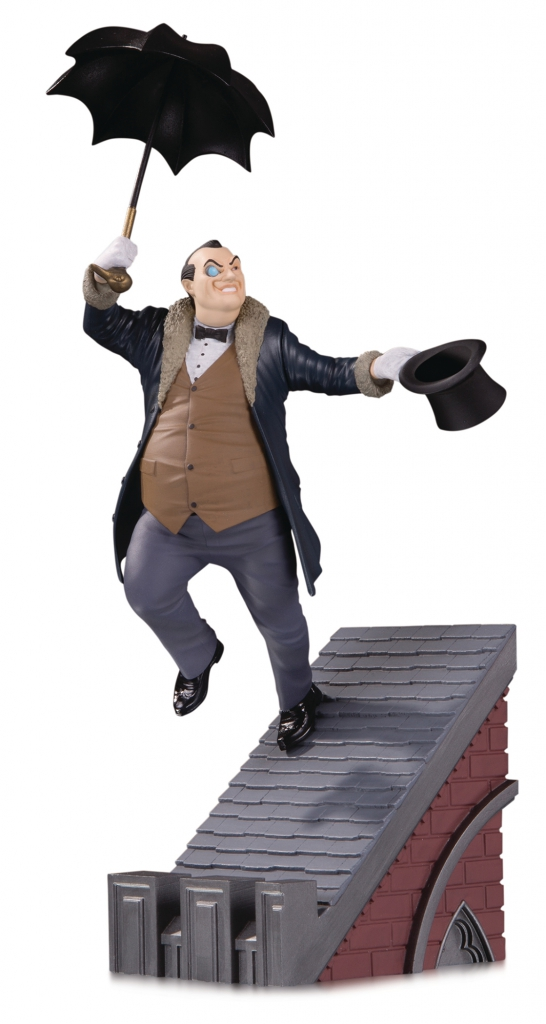 Batman Rogues Gallery Multi-Part Statue - Penguin