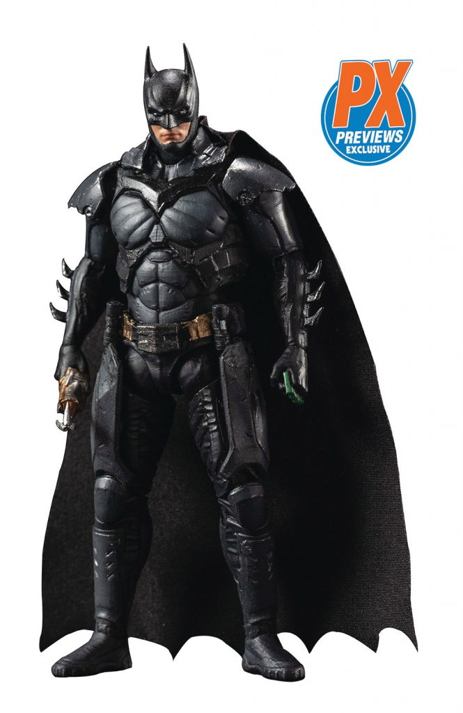 Injustice 2 Batman Enhanced 1/18 Scale Action Figure