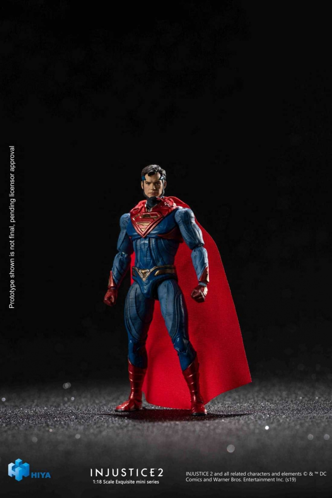 Injustice 2 - Superman Enhanced Action Figure